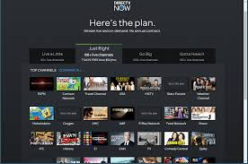 choosing the right directv now plan