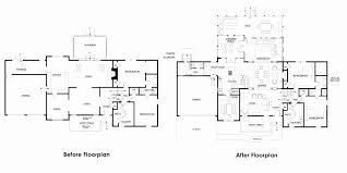 side to side split house plans inspirational side split floor plans 5 level split house plan