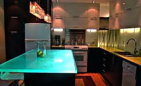 recycled glass kitchen counters countertops uk