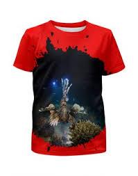"""Детские футболки c качественными принтами """"рыбка"""" - <b>Printio</b>"""