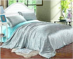queen size bed sheets and comforter aqua blue paisley luxury silk satin bedding comforter set for