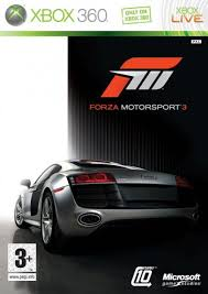 Forza Motorsport 3 RGH + DLC Xbox 360 Español [Mega+]