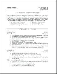 Sales And Marketing Resume Samples Executive Sales Resume Resume Examples For Sales And Marketing Sales 12