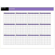Empty Calendar Template 2015 Calendar Template Format Printable Yearly Annual Templates