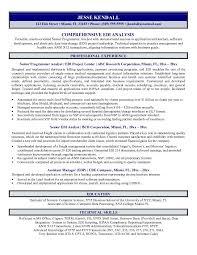senior sap analyst resume support analyst resume Template Resume Templates  Edi Analyst