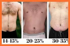 Men Body Chart 10 11 Male Body Fat Chart Csrproposal Com