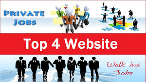 how to search private jobs in top website how to search private jobs in top 4 website