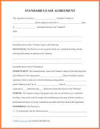 Rental Agreement 24 Apartment Rental Agreement Marital Settlements Information 6