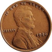 1926 Wheat Penny Value Cointrackers