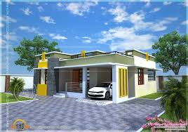 modern house plans kerala style luxury home design house plan a small modern villa kerala home