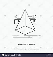 3d Symbol Designer 3d Design Designer Sketch Tools Icon Line Vector Gray