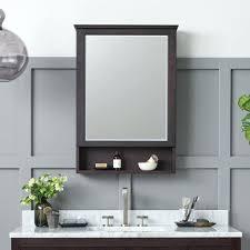 vanity mirror with storage large size of bathroom wall mounted medicine cabinets wood recessed vanity mirror