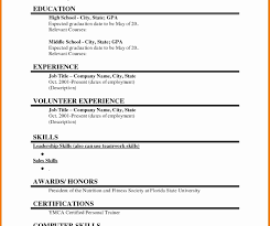 Curriculum Vitae Blank Format Download Cv Pdf Resume In Ms Word For ...