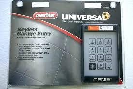 genie garage door opener remote control reset not working board replacement re s decora