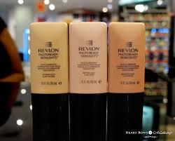Revlon Skinlights Peach Light Revlon Photoready Skinlights Face Illuminator Swatches
