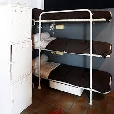 Space Saving Bunk Beds With Desk