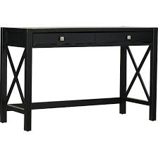 desks writing desk black home antique reviews simple living como modern