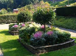 Small Picture 108 best Potager Gardens beyond the vegetable patch images on