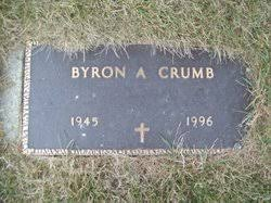 Byron Arnold Crumb (1945-1996) - Find A Grave Memorial