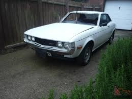Toyota Celica TA23 1st generation mach1 1600st (relisted due to ...