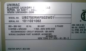 unimac dryer wiring diagram unimac image wiring unimac electric dryers pre owned commercial laundry equipment on unimac dryer wiring diagram