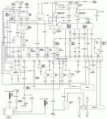 Toyota wiring harness diagram repair guides wiring diagrams wiring diagrams