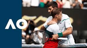 Click here for a full player profile. Diego Schwartzman Vs Novak Djokovic Extended Highlights R4 Australian Open 2020 Youtube