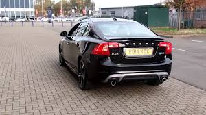 Volvo S60 D5 R Design For Sale Used Volvo S60 D5 R Design Lux Nav Geartronic Fg14kdx Youtube