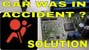 2011 Kia Sorento Airbag Light Reset How To Reset Repair Clear Crash Data From Kia Airbag Module Airbag Computer