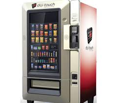 Bay Area Vending Machines Awesome Finally American Vending Machines Step Out Of The Stone Age NBC