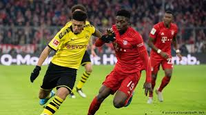 Bayern munich is set for 2:30 p.m. Borussia Dortmund Vs Bayern Munich What The Bundesliga Powerhouses Can Learn From Each Other Sports German Football And Major International Sports News Dw 25 05 2020