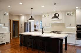 kitchen pendant lighting over island. Kitchen Pendant Lighting Over Island Stone Range Wall Black Granite Countertop Dark Gray Cabinet