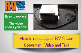 Replacing An Rv Power Converter Easy To Follow Steps In