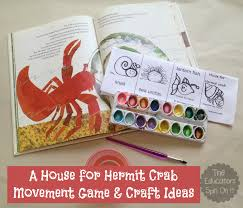 Small Picture A House for Hermit Crab Activities The Educators Spin On It