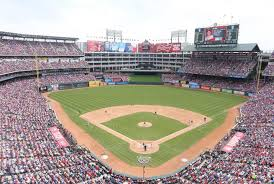 Texas Rangers Globe Life Park In Arlington Arlington Tx
