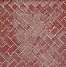 Herringbone Brick Pattern Simple Stamped Concrete Used Brick Herringbone Pattern