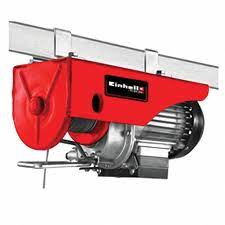 TC-EH 250, Electrikli Vinç | Elektrikli Vinçler