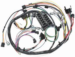 m&h 1966 chevelle dash instrument panel harness column shift, auto How To Read A 66 Chevelle Wiring Diagram 1966 chevelle dash instrument panel harness column shift, auto trans click to enlarge Reading Electrical Wiring Diagrams