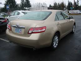 2010 Toyota Camry V6 related infomation,specifications - WeiLi ...