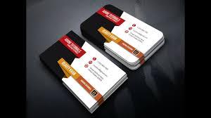 Professional Business Card Design Tutorial Illustrator Cc Tutorial