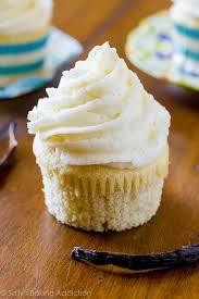 Very Vanilla Cupcakes Sallys Baking Addiction