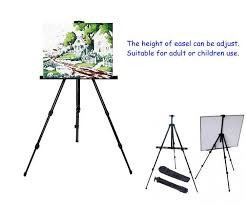 foldable drawing stand easel for painting