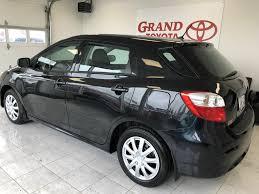 Used 2014 Toyota Matrix 4 Door Car in GrandFalls Windsor, NL 10419A