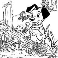 Kleurplaat Pluto De Hond Van Mickey Mouse Kleurplaatjecom