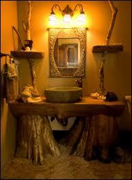 rustic bathroom lighting. 19 Specific Rustic Bathroom Design Ideas To Enjoy This Lighting C