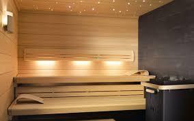 LOUNGE Q Sauna Individual Interpretations Premium Quality With Sauna  Lighting Ideas