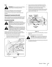 where is fuse box located on cub cadet lgt cub cadet lgtx lgt 1050 operator s manual page 27