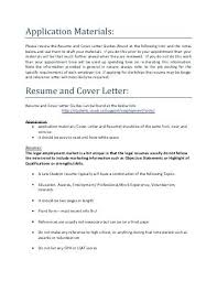 Sample Email Sending Resume Resume Email Cover Letter Sample Email