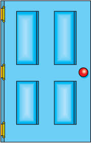 front door clipart. Latest Open Front Door Clipart With Biezumd O