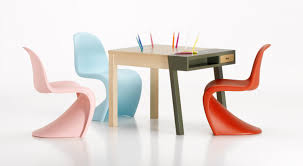 kids panton chair verner panton junior chair hivemoderncom
